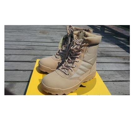 2018 Summer ultralight combat breathable outdoor mountaineering men's special boots army tactics boots army fan desert shoes