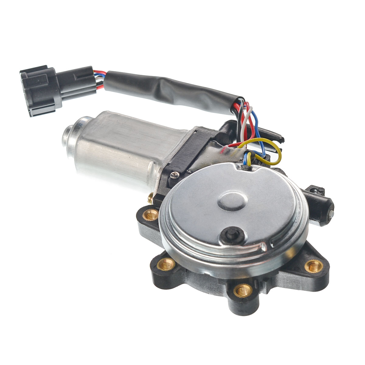 Window Lift Motor For Nissan Pathfinder 2005 2006 2007 2008 2009 2010 2017 Front Left Driver W Anti Clip In Lever Winding Handles From