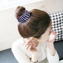 Элегантные Заколки для волос chimera пурпурные Стразы заколки