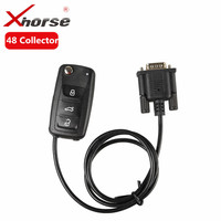 XHORSE VVDI2 48 Chip Copy No Need Register Condor Caculate 48 Data Collector 48 Chip Transponder