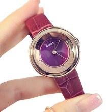 Brand Quartz-Watch Clock Women's Watches Relojes Mujer Crystal Roman Dress Ladies Watch Geneva Quartz Watch montre femme