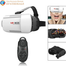 font b VR b font Box 3D Movies Games Headset Virtual Reality Glasses For 4