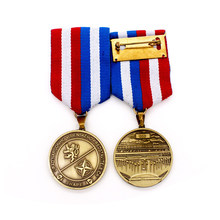 High Quality Honor Souvenir Police Pin Badge Safety World War II Snowflake Ambulance