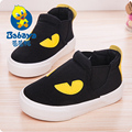 2017 casual Autumn Little Monster slip on soft canvas baby infantil boys girl first walkers toddle kids children sneakers shoes