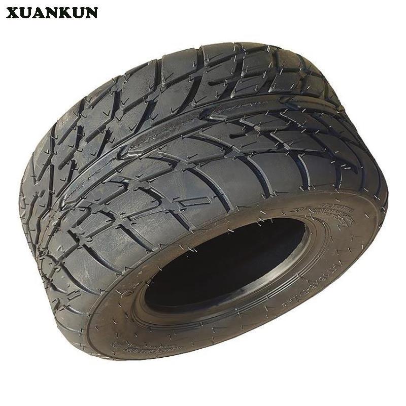 XUANKUN Kart Auto Parts 7 inch ATV Tires 16X8 7 16 * 8 7 ...