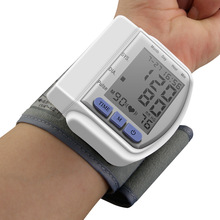 цены на Medical Wrist Electronic Blood Pressure Monitor tansiyon aleti Pulse Sphygmomanometer Meter Cuff Watch Blood Pressure Monitor  в интернет-магазинах