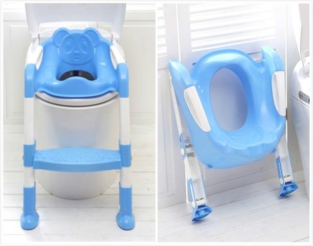 Bb Sige De Toilette Pour Enfants Pliage Petit Pot Chaise Avec Chelle Vaso Sanitario