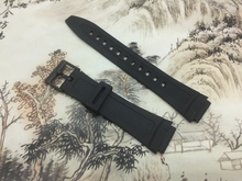 Waterproof Silicone rubber Strap for Casio AQ-102/W-800H/W-752 Driving Sport watch