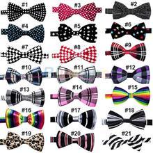 Hot Fashion Novelty Mens Unique Tuxedo Bowtie Wedding Bow Tie Necktie 21 Styles Pick 0J7L BCYY
