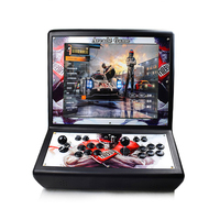 Mini 19 inch LCD plastic shell Machine With Classical games 2020 in 1 Game board
