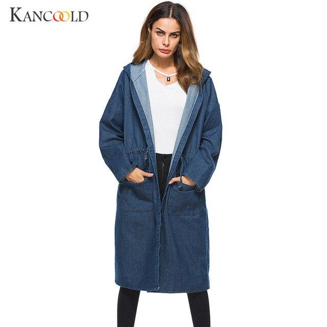Chaqueta de bombardero abrigo jeans chaqueta mujeres otoño sólido ...