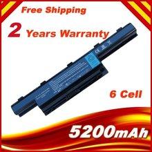 Batería para portátil Packard Bell Easynote TK81 TK83 TK85 TK87 TK36 TK37 AS10D61 AS10D71