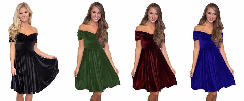 A line Skater Dress (1)