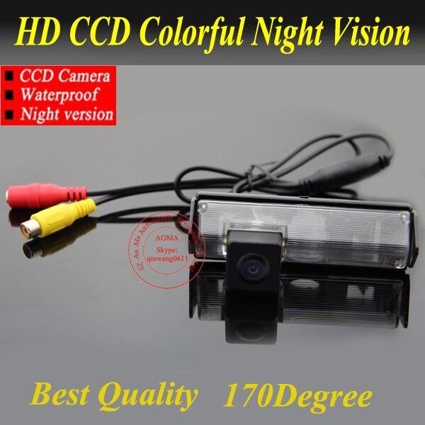 Voiture Caméra de Recul Pour Mitsubishi Grandis, Caméra de recul avec Étanche IP69k + Grand Angle 170 Degrés + CCD + Livraison Gratuite