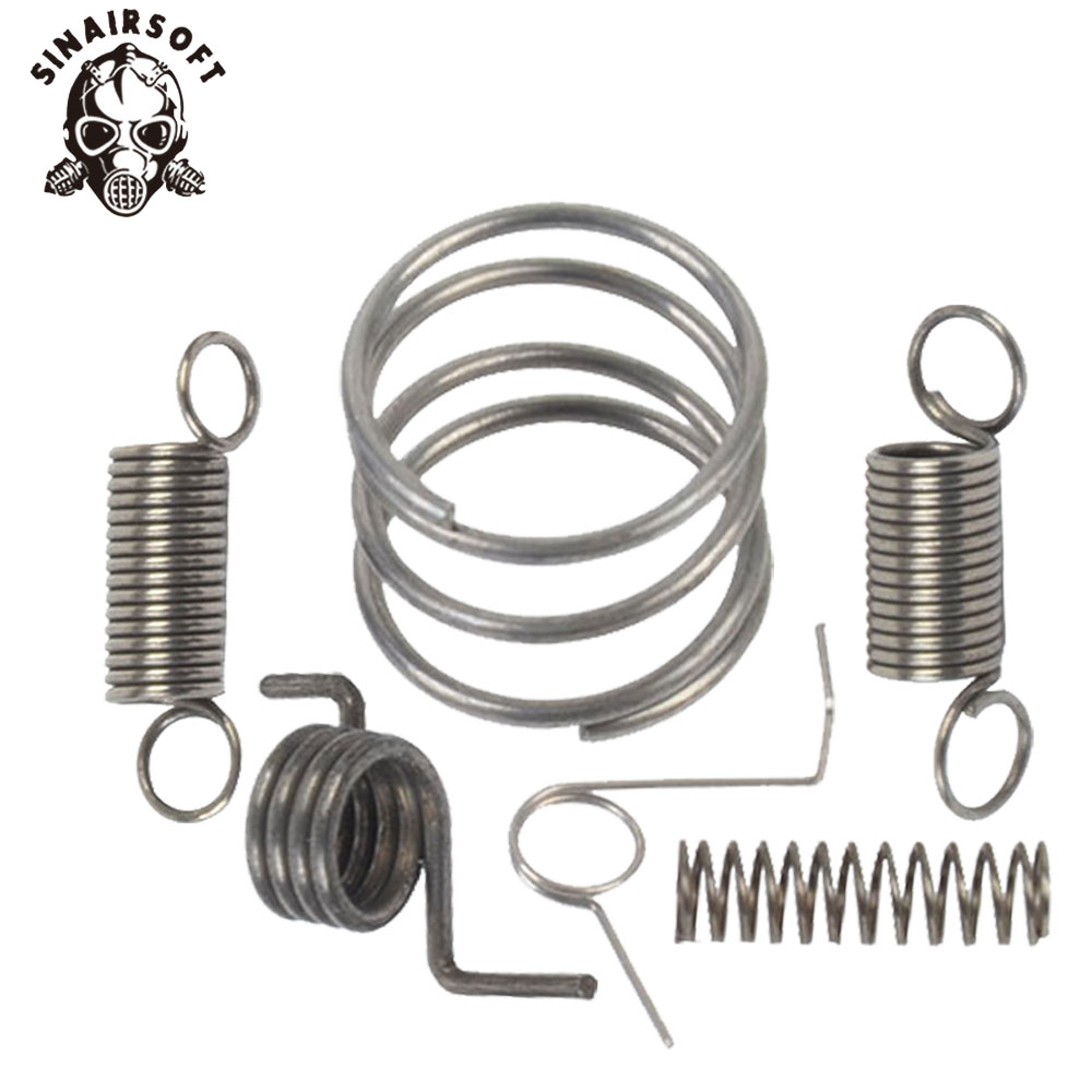 SHS Gearbox Spring Set For AEG Ver.3 Series Hunting Accessories