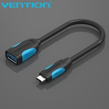 Vention USB 3.0 Тип c OTG для Nexus 5 х 6 P 5 Гбит/с USB 3.0 Тип C usb 3.0 Тип c OTG адаптер Тип-C кабель для LG G5 HTC M10
