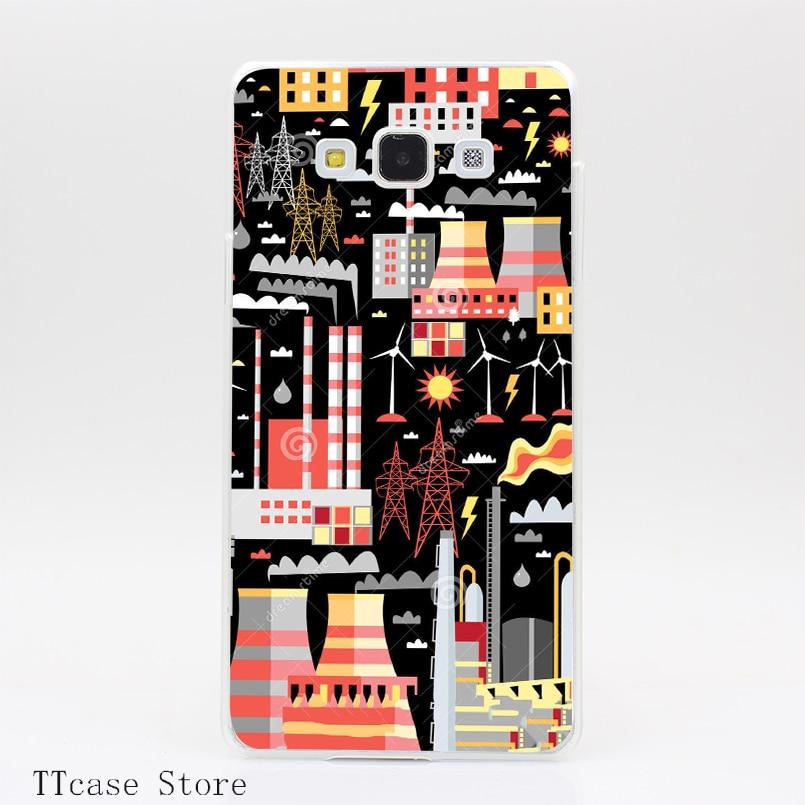3878CA Twenty One Pilots Transparent Hard Cover Case for Galaxy A3 A5 A7 A8 Note 2 3 4 5 J5 J7 Grand 2 & Prime