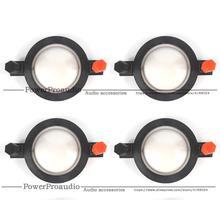 4 pcs /lot high Quality Replacement Diaphragm For B&C  DE250 DE160 DE16 8Ohm Repair kit for driver 44.4MM