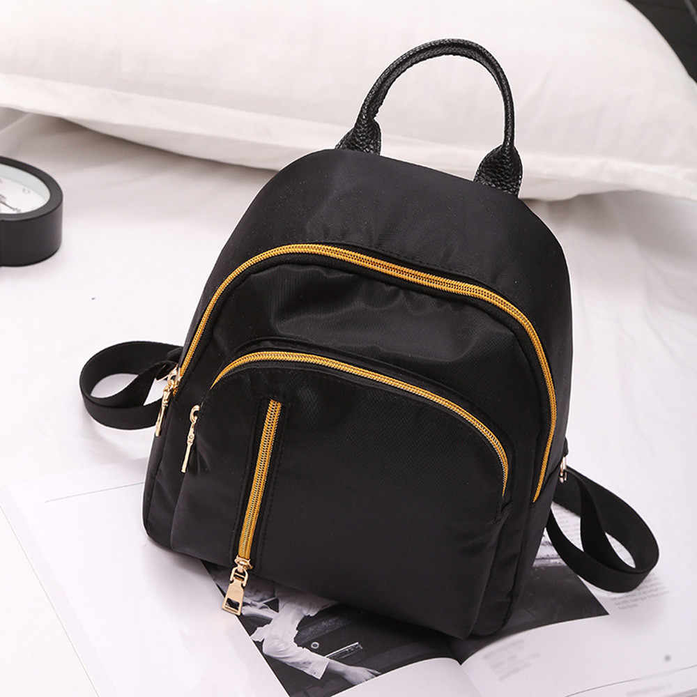 d48871df8db ... Aelicy Women backpack Oxford Cloth Backpack Student Satchel Travel  Rucksack Girl School Bag bags for women ...