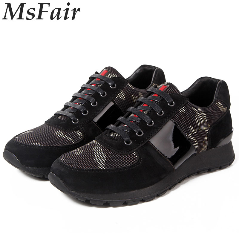 MSFAIR 2018 New Men Running Shoes Outdoor Jogging Outdoor Athletic Sport Shoes For Men Walking Shoes Men Sneakers Super Light peak sport men outdoor bas basketball shoes medium cut breathable comfortable revolve tech sneakers athletic training boots