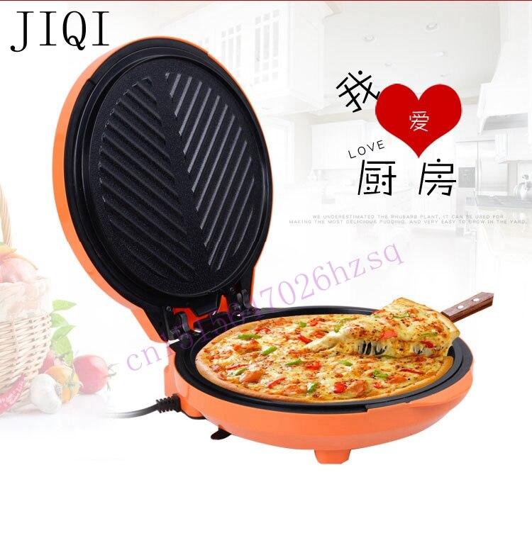 JIQI Household electric baking pan cake machine sided grill machine pan pancakes suspension was heated electric cake stalls dekok square cake pan
