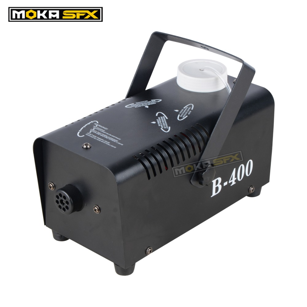 10Pcs/lot 400 Watt Fog Machine W/Remote smoke generator machine fog for dj effect lighting