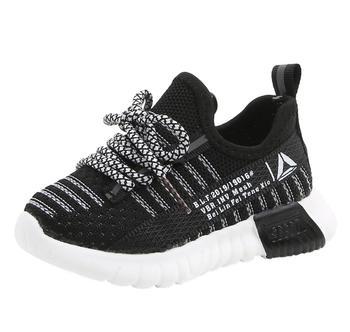 2019 חדש סתיו ילדי נעליים לנשימה בני בנות ספורט נעלי סניקרס מקרית ילדי תינוק נעלי ריצה רשת נעלי בד
