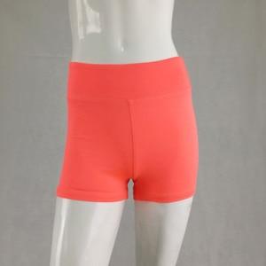 Image 4 - 2018 New Elastic Booty Shorts Sexy Slim Feminino Pantalones Mujer Fitness Women Sporting Runs Female Short Pants