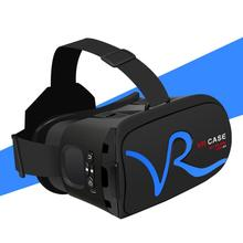 High Quality 3D VR BOX VR Headset Virtual Reality Glasses For iPhone Samsung Moto LG Nexus HTC