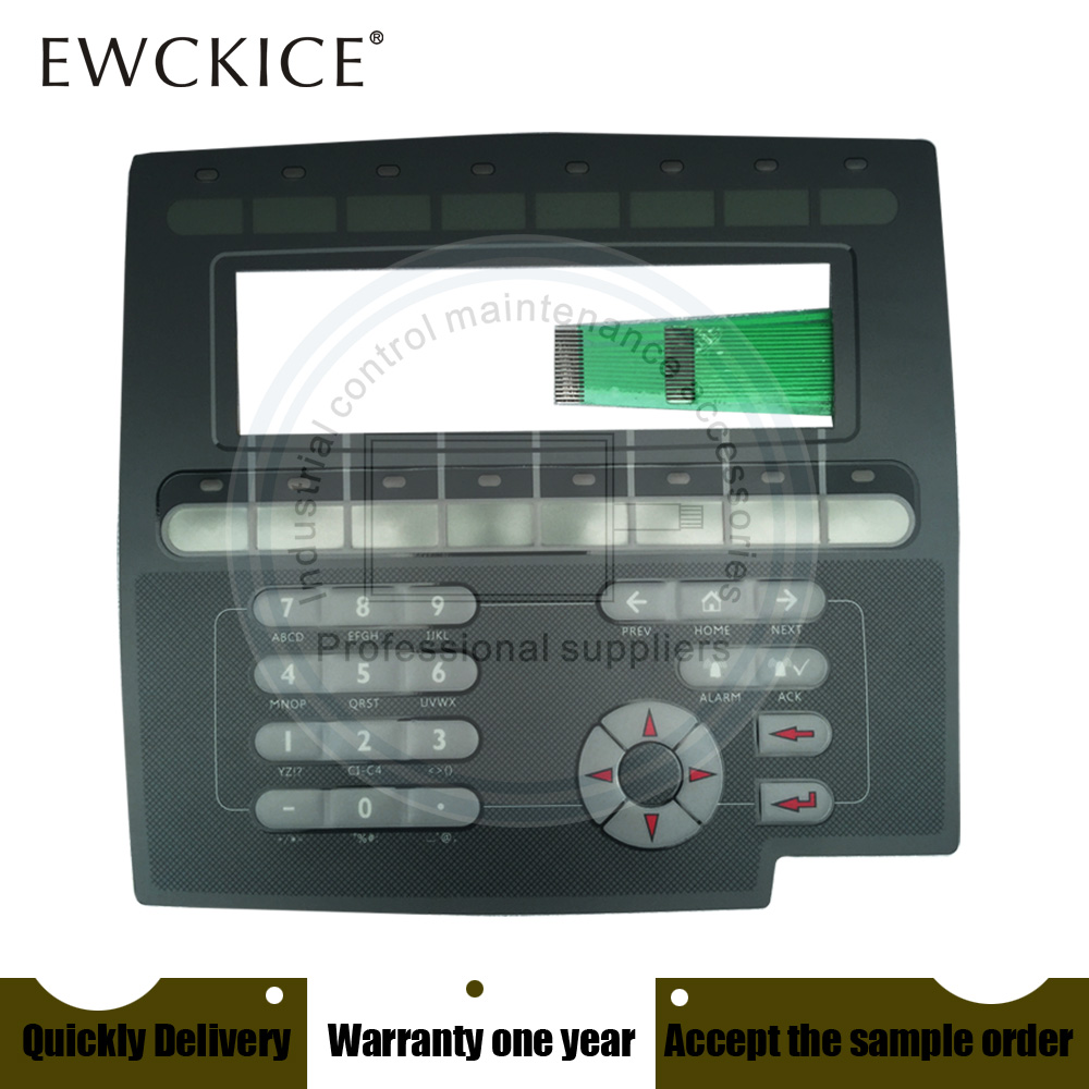 NEW E1032 HMI PLC Membrane Switch Keypad Keyboard Industrial Control Maintenance Accessories