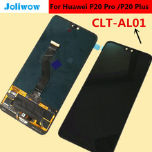 6.1For Huawei P20 Pro LCD Display Screen Touch Panel Digitizer Assembly P20 Pro CLT-AL01 Lcd replacement P20 Plus screen new lcd assembly for microsoft surface pro 3 lcd screen touch digitizer display pro3 1631 panel tom12h20 v1 1 ltl120ql01 003