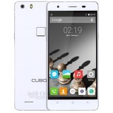 Mtk6735 cubot s500 android 5.1 smartphone de 5.0 pulgadas hd de pantalla quad core 1.3gh identificación de la huella digital del teléfono móvil 2 gb + 16 gb gps teléfono móvil