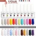 15ml Nail Gel Polish Soak Off Polish Manicure UV Gel Nail Primer Gel Varnishes Fashion Style Nail Varnish Esmalte Para Unha