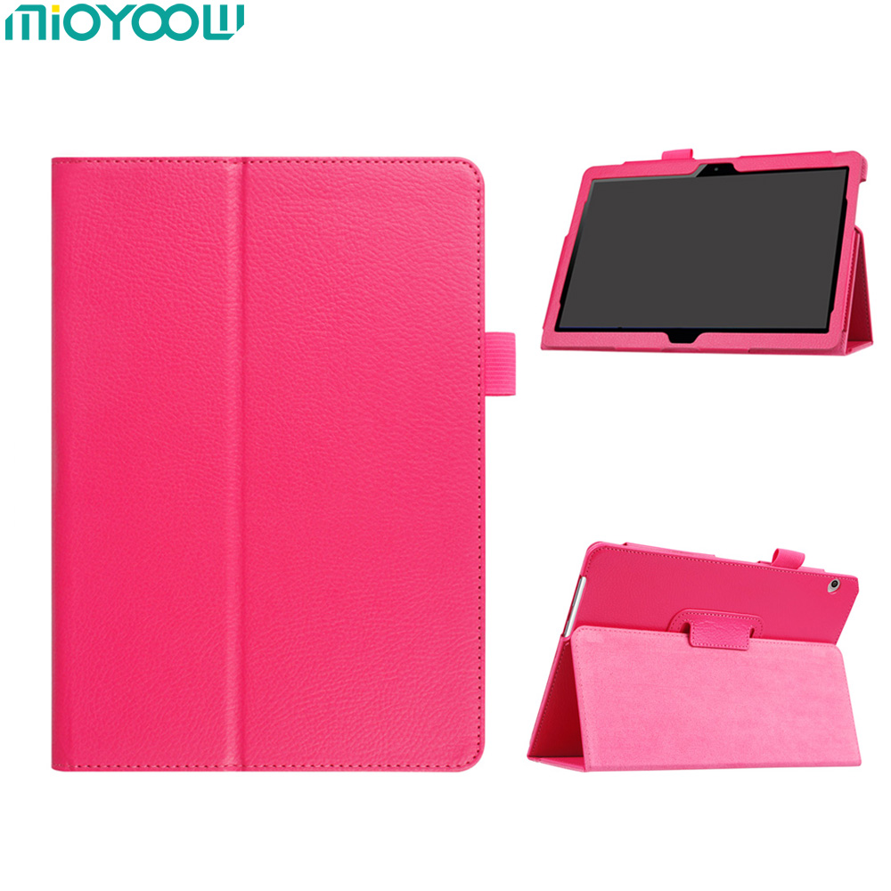 Cover For Huawei MediaPad for t3 10 AGS-L09 AGS-L03 9.6 Inch Cover Funda Tablet PU Leather Case For Honor Play Pad 2 9.6