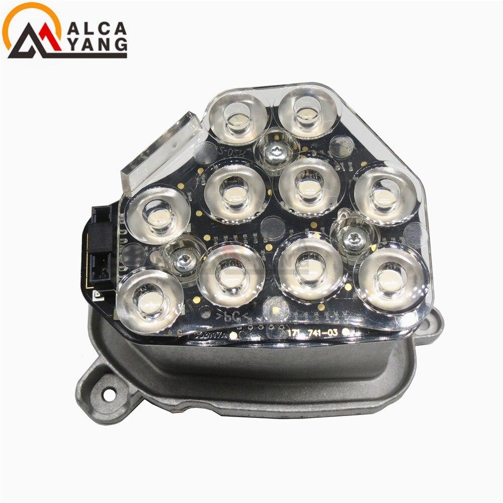 Malcayang Insert for turn signal Right H-ELLA 9DW 171 689-021 Scheinwerfer LED Blinker Modul Rechts B-M-W 7271902 F10 F11