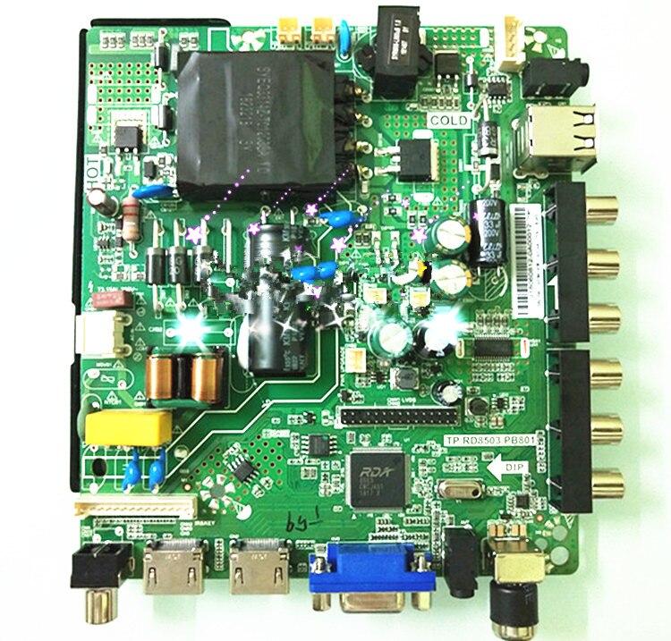 US $34 31 6% OFF|TP RD8503 PB801 LCD TV Main Board TP VST59S PB801  TP VST59S PB819 TP VST59S PB716 TP VST59S PB726 TP VST59S PB813 T Con  Board-in
