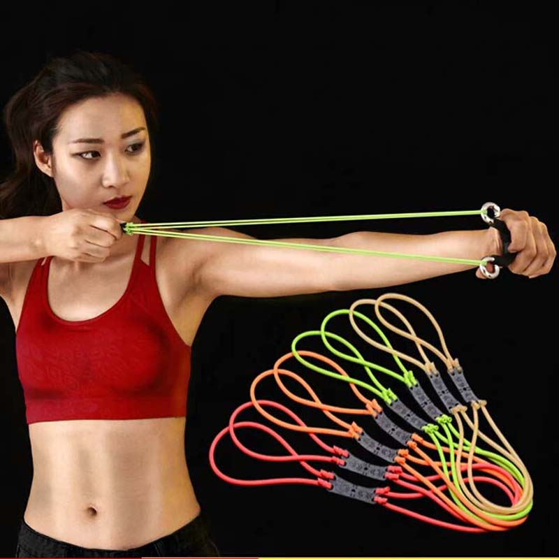 10/20pcs Strong Powerful Slingshots Rubber Band Durable Resilient Tube For Hunting Catapult Elastic Part Bungee Equipment