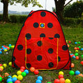 Good quality Toys Tent: Portable gaming house for Children baby Safe Indoor and Outdoor Tent&Ladybug Tent