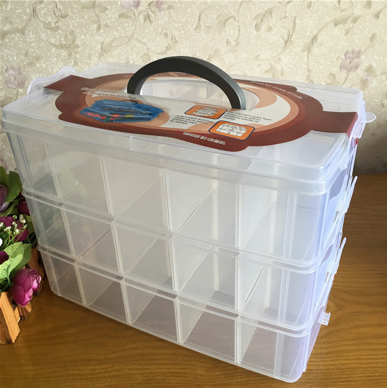 Three removable storage box in a covered storage box king tights toy