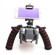 3D Impreso Mano Cardán para Mavic Pro Quadcopter DJI Cardán estabilizador de mano Portátil Accesorios