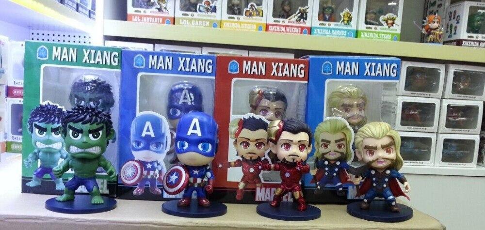 unko <font><b>Pop</b></font> <font><b>Marvel</b></font> Super Hero Keychain Figure Deadpool Captain America The Walking Dead Game of Thrones Hulk <font><b>Spiderman</b></font>