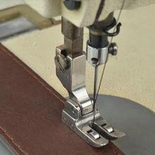Горячая Промышленная швейная машина прижимная лапка SPK-3 с подшипником все стальной пресс ноги кожа покрытием ткань LSF99