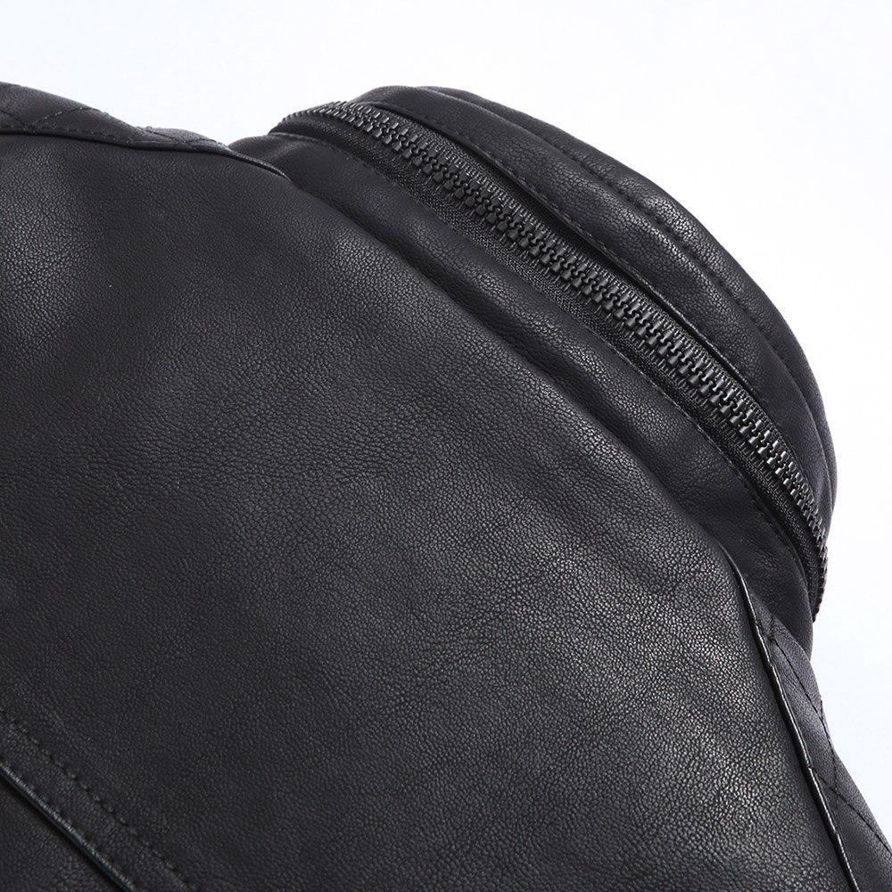 Abrigos Cuero Nuevo Casual Black Negocios Masculina Chaquetas Hombres L Ropa El 2018 De Invierno Sueño Y Otoño 5xl Sopa wxqSOHZEtU