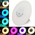 USB Levou Wake Up Luz Natureza Som do Despertador Digital Noite luz RGB Branco FM Radio Toque Moderno Candeeiro de Mesa de Iluminação para crianças