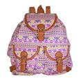 TEXU Women Vintage Canvas Satchel school backpack school bags Satchels # 10