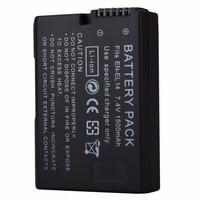 1500mAh EN EL14 EN EL14a Battery Pack For Nikon P7200 P7700 P7100 D5500 D5300 D5200 D3200