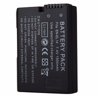 1500mAh EN EL14 EN EL14a Battery Pack For Nikon P7200 P7700 P7100 D5500 D5300 D5200 D3200