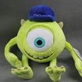 1 unid Original Monster Universidad Mike Wazowski Juguetes de Peluche Juguetes de Peluche Suave Muñeca de Peluche para Los Niños Regalo 30 cm
