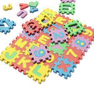 Alphabet Puzzle for Kids Education