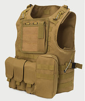 Professional Sales USMC Airsoft Tactical Military Molle Combat Assault Plate Carrier Vest Tactical Vest 10 Colors